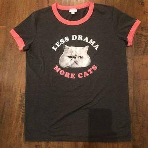 Less drama more cats Liv